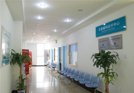The configuration of furniture in the elderly hospital